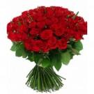 bouquet de 100 rosas rojas