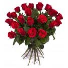 Bouquet de 24  rosas