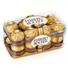 chocolates   ferrero  caja  con  16  piezas